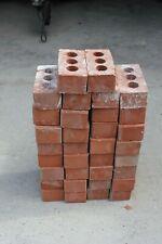 34 briques rouge 19*9*6