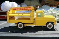 Buddy L Coke Cola Delivery Truck - Pressed Steel - USA