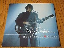 """ROY ORBISON - HEARTBREAK RADIO / CRYING  7"""" VINYL PS"""