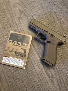 Umarex Glock 19X Air Pistol Co2 Power Non-Blowback .177 BB Model 2255212