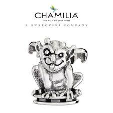 Genuine CHAMILIA 925 Silver HALLOWEEN GARGOYLE Bead Charm