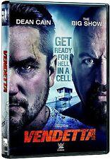 NEW DVD //  VENDETTA - WWE STUDIOS - Dean Cain, The Big Show(Kyra Zagorsky)