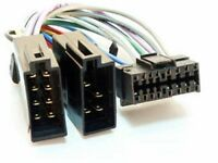 Auto-Radio Adapter Kabel für JVC Stecker DIN ISO Kabelbaum KFZ Auto