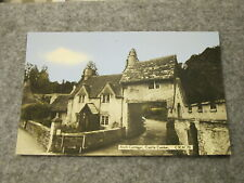 Frith Wiltshire postcard - Arch cottage - Castle Combe - Nr Chippenham