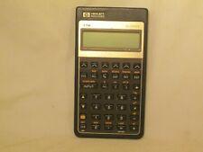 vintage HEWLETT PACKARD 17B II Business calculator Indonesia 1987 Finance math