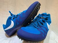 Nike Zoom Rival M 13 Men's Track Shoes 806555-414 Blue Size 13