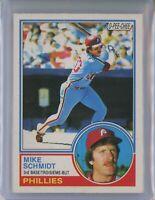 1983 O-Pee-Chee #300 MIKE SCHMIDT (Phillies) HOF