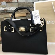 New $298 Michael Kors Hamilton Handbag Bag MK Purse