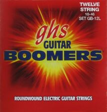 GHS Boomers Electric Guitar Strings GB-12L 12-String set gauges 10-46