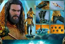 Hottoys MMS518 1/6th Scale  Aquaman Collectible Action Figure Brand New In Stock