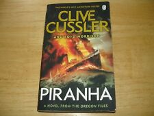 Piranha by Clive Cussler/Boyd Morrison (Paperback, 2016) Brand New UK Release