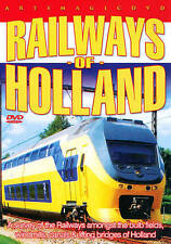 Railways of Holland (DVD, 2013)   ***Brand NEW!!***