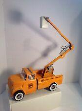 Vintage ERTL Power Cherry Picker Truck IP Illinois Power  Private Label Worker
