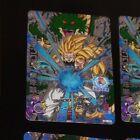 DRAGON BALL Z DBZ DBS HEROES CARD PRISM HOLO CARTE HGD1-CP4 CP JAPAN MINT