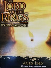Lord of the Rings LOTR TCG CCG Ages End Singles Select Your Card