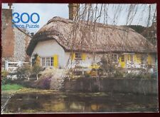 Thatched Cottage at Singleton, Hampshire Jigsaw Puzzle 300 pieces by Arrow