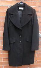 worn once size Medium  (12), Michael Kors  brown 80%  wool, 20% cashmere coat