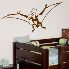 EXTRA LARGE DINOSAUR CHILDRENS CHILDS BEDROOM WALL ART STICKER TRANSFER DECAL