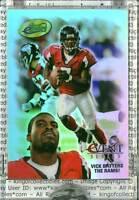 MICHAEL VICK 2004 eTopps eVent #6 Atlanta Falcons IN HAND