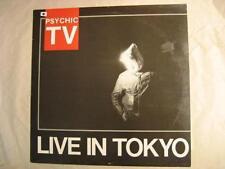 """PSYCHIC TV """"LIVE IN TOKYO"""" - LP"""