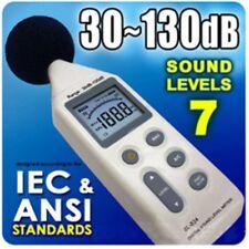 SL-824 Digital Sound Level Meter noise pressure 30 to 130 db decibel