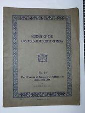 Saracenic Art - 1925 Edition Softback / India