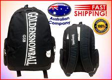 Bag Backpack portable cool SCHOOL BAG GSB Black High Quality Mesh #0611 ver 1.