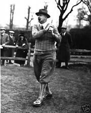 Ted Ray golf photo - 1912 British champ 1920 US champ