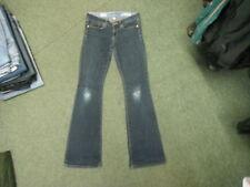 """Gap curvy jeans taille 28"""" jambe 32"""" délavé bleu foncé femme jeans"""