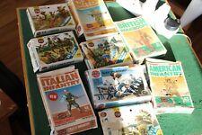 Job Lot of Airfix Infantry Kits