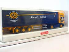Wiking 510 05 39 Scania 144 Pritschensattelzug ASG OVP (N6710)