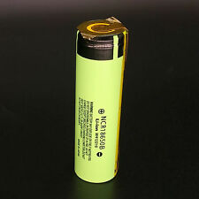 New panasonic NCR18650B 3400mah Rechargeable Li-ion Battery With Tabs