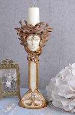Candelabro Medusa Candeliere Porta Tealight Lampadario Tavolo Candeliere Antico