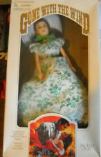 GONE WITH THE WIND SCARLET OHARA GREEN DRESS DOLL BY WORLD LE NIB