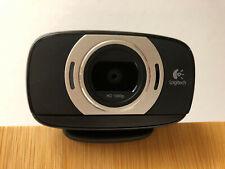 Logitech 1080p C615 Web Cam - Black