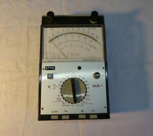 METRAWATT UNIGOR 4n ,  analoges Multimeter, hochempfindlich, funktionsfähig