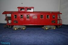 American Flyer 4021 Standard Wide Gauge Caboose With Brass Trim*