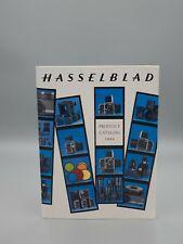 Original 1994 Hassel Product Catalog Brochure