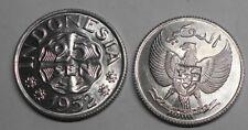 INDONESIA 25 Sen 1952  UNC
