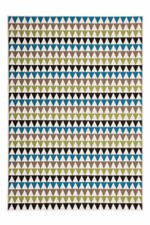 Tapis polypropylène pour le salon, 150 cm x 150 cm