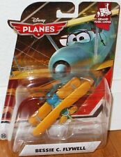 Disney PLANES (Fire & Rescue) BESSIE C. FLYWELL ~ Grand Fusel Lodge Die-Cast