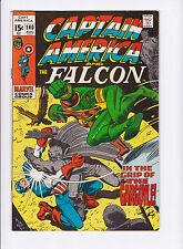 Captain America #140 Vf To Vf+