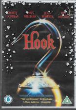HOOK R2 DVD DUSTIN HOFFMAN ROBIN WILLIAMS JULIA ROBERTS BOB HOSKINS NEW/SEALED
