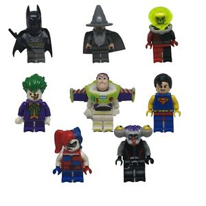 Lego Minifiguren Sonderfiguren Selten Figuren DC Batman viele zur Auswahl Serie