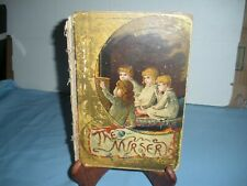 The Nursery Illustrated Stories &Poems For Little People 200 illustrations 1886
