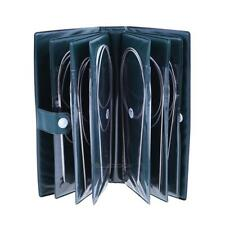 11PCS Stainless Steel Circular Knitting Needles Crochet Hook Weave Set w/ Bag
