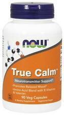 True Calm™ 90 Capsules - NOW Foods