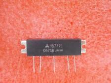 1PCS M67715  Encapsulation:MODULE,1240-1300MHz,8V,1.2W,SSB PORTABLE RADIO
