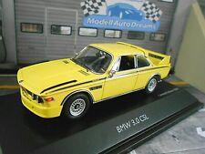 BMW 3.0 CSL E9 Coupe gelb yellow 1973 Flügelversion 450219000 Schuco 1:43