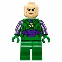 LEGO Lex Luthor Minifigure Justice League Super Hero 76097 Superman Villain